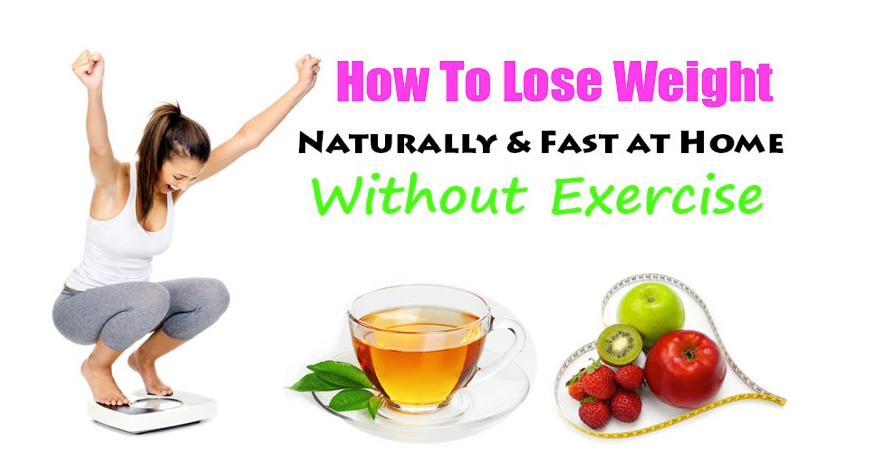 How to Lose Weight in a Month at Home